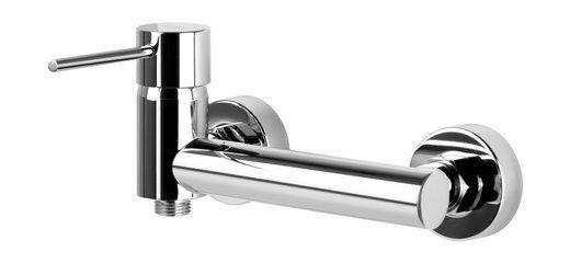 Bathtub mixer Corsan CMB7551CH Lugo chrome